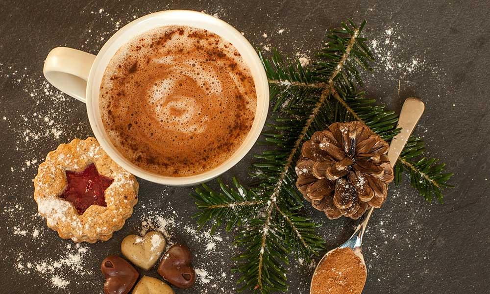 Hot Chocolate Chaga